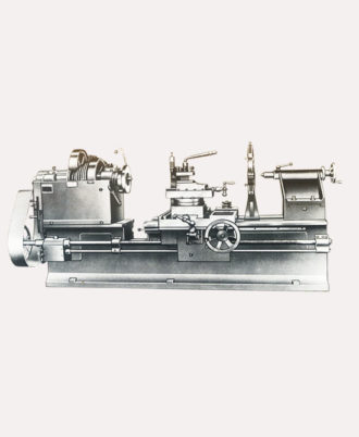 Extra Heavy Duty Lathe Machine exporter