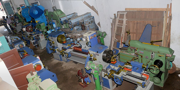 Sheet Metal Machinery Manufactures In India